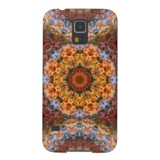 Grand Galactic Alignment Mandala Galaxy S5 Case