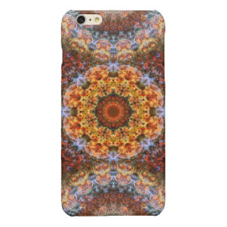 Grand Galactic Alignment Mandala Glossy iPhone 6 Plus Case
