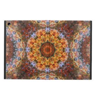 Grand Galactic Alignment Mandala iPad Air Cover