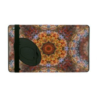 Grand Galactic Alignment Mandala iPad Cover