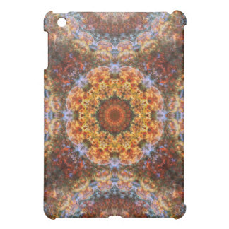 Grand Galactic Alignment Mandala iPad Mini Case