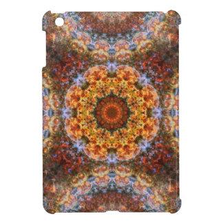 Grand Galactic Alignment Mandala iPad Mini Covers