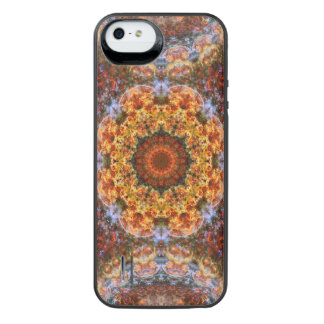 Grand Galactic Alignment Mandala iPhone SE/5/5s Battery Case