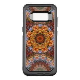 Grand Galactic Alignment Mandala OtterBox Commuter Samsung Galaxy S8 Case