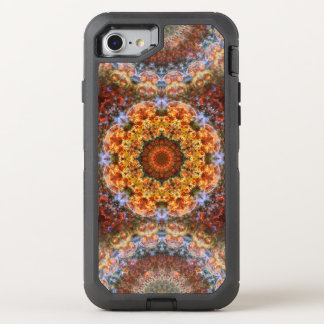 Grand Galactic Alignment Mandala OtterBox Defender iPhone 8/7 Case