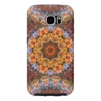 Grand Galactic Alignment Mandala Samsung Galaxy S6 Case