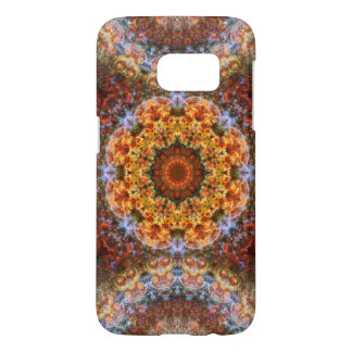 Grand Galactic Alignment Mandala Samsung Galaxy S7 Case