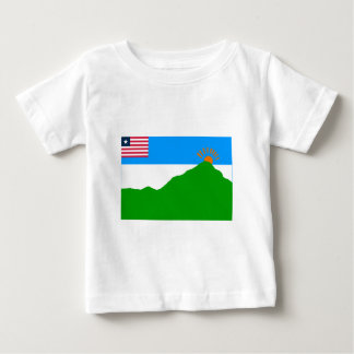 Grand Gedeh County Flag Shirt