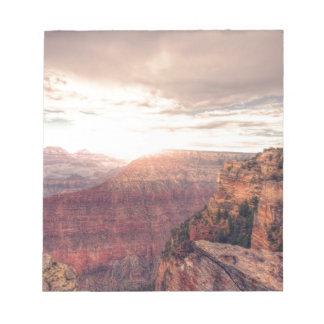 Grand Grand Canyon Note Pad