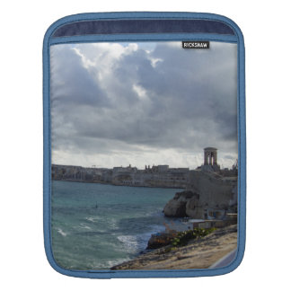 Grand Harbour, Valletta Sleeves For iPads