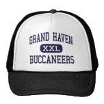 Grand Haven - Buccaneers - High - Grand Haven Trucker Hat