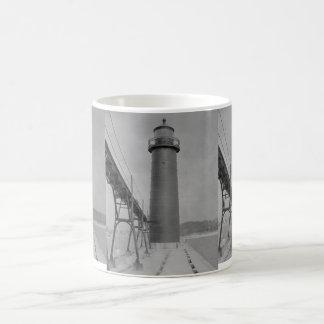 Grand Haven Lighthouse Coffee Mug