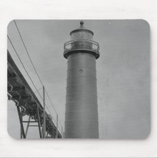 Grand Haven Lighthouse Mouse Pad