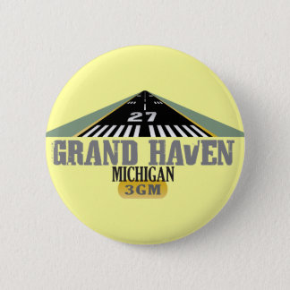 Grand Haven MI - Airport Runway Button