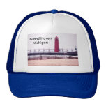 Grand Haven, MI  Lighthouse Hat