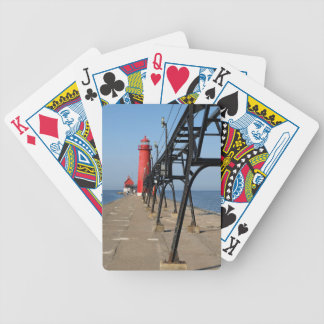 Grand Haven Michigan Deck of cards