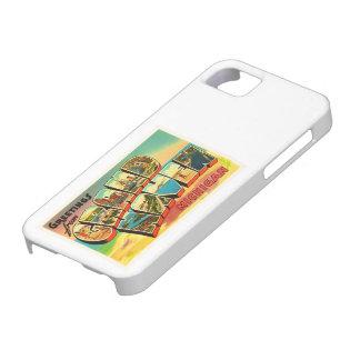 Grand Haven Michigan MI Vintage Travel Souvenir iPhone SE/5/5s Case