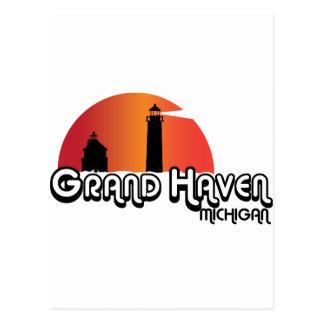 Grand Haven Postcards