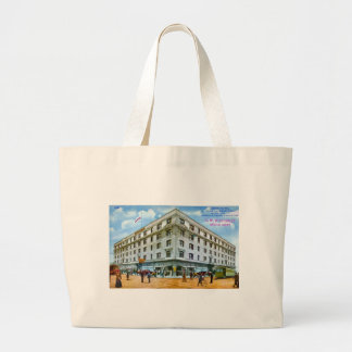 Grand Hotel Canvas Bags