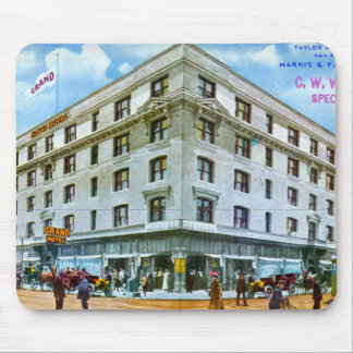 Grand Hotel Mouse Pad