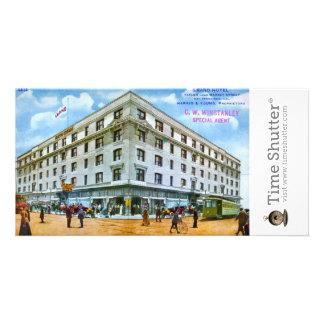 Grand Hotel Photo Card