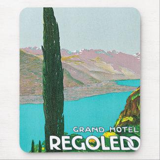 Grand Hotel Regoledo Mouse Pad