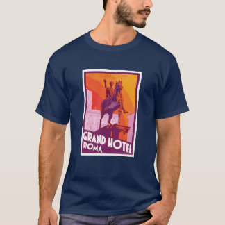 Grand Hotel Roma T-Shirt