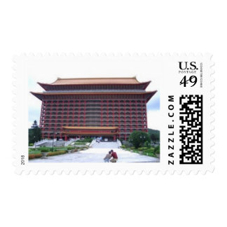 Grand Hotel, Taipei Postage Stamps