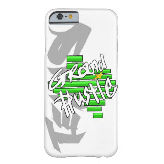 grand Hustle Barely There iPhone 6 Case