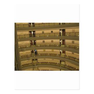 Grand Hyatt accommodation block074 Postcard