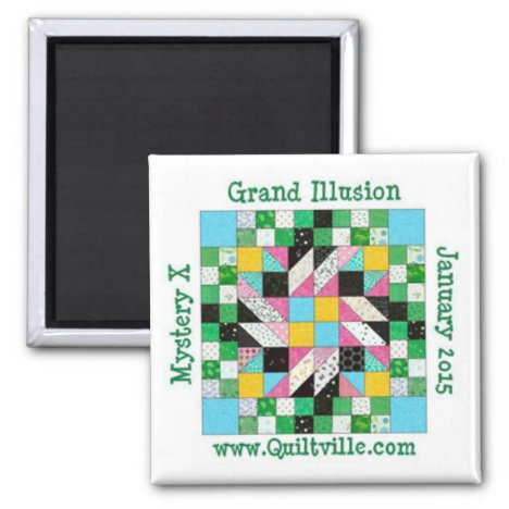 Grand Illusion Magnet