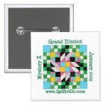 Grand Illusion pin