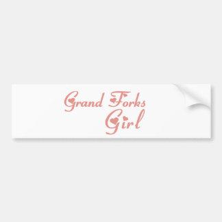 Grand Island Girl tee shirts Bumper Stickers