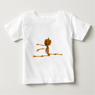 Grand Jeté Ballet Position Baby T-Shirt