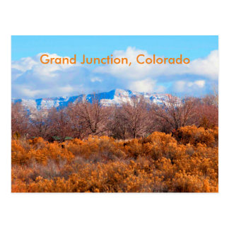 Grand Junction, Colorado Postcard