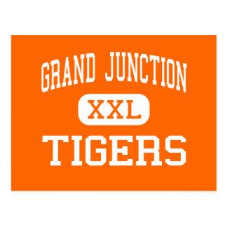 Grand Junction - tigres - alta - Grand Junction Postal