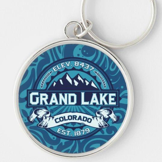 Grand Lake Keychain