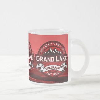 Grand Lake Mug Red