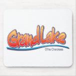 Grand Lake Ok 5 Mouse Pad