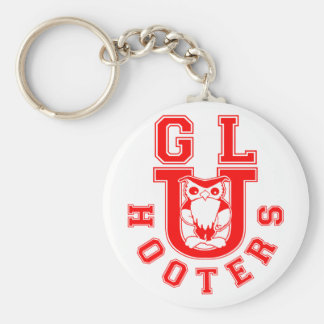 Grand Lakes Hooters Keychain