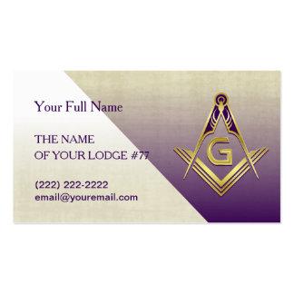 Freemasonry Business Cards & Templates