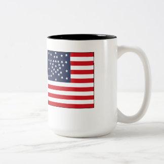 Grand Luminary Flag Mug