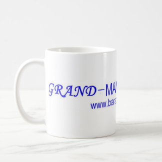 Grand-Mama for Obama Coffee Mug