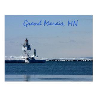 Grand Marais Postcard