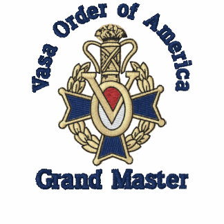 Grand Master, Customize it for your lodge. Embroidered Polo Shirt