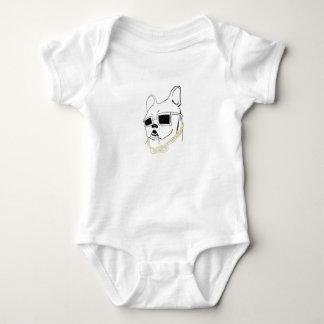 Grand Master Frenchie Baby Bodysuit