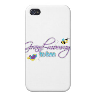 Grand Mommy To Be iPhone 4 Case