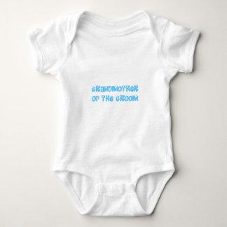Grand Mother of the Groom Baby Bodysuit