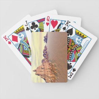 Grand Mountain Range Bicycle Playing Cards