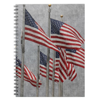 Grand Old Flag Notebook
